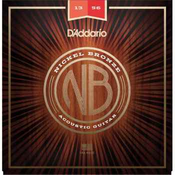 D´addario NB1356 Medium cuerdas guitarra acústica